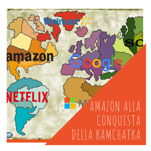 PASA Media | Blog | Amazon alla conquista della Kamchatka