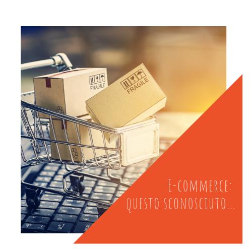 PASA Media | Blog | E-commerce: questo sconosciuto…