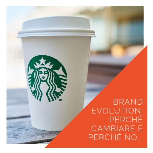 Brand Evolution: perché a volte bisogna cambiare e perché a volte no